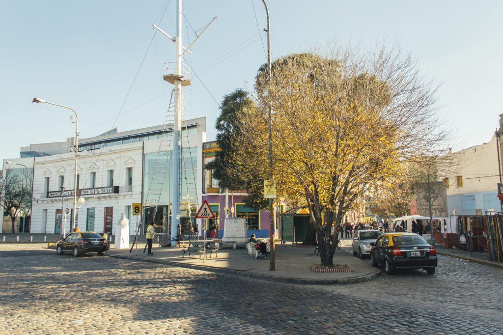 Constitución in Buenos Aires, Argentina