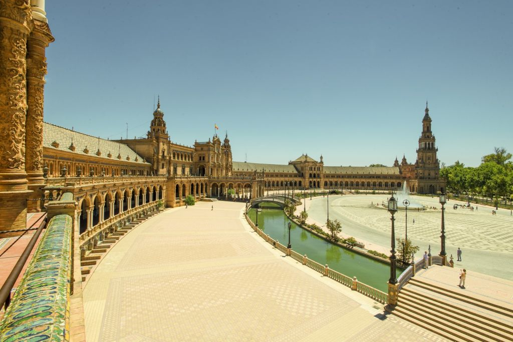 Triana in Seville, Spain