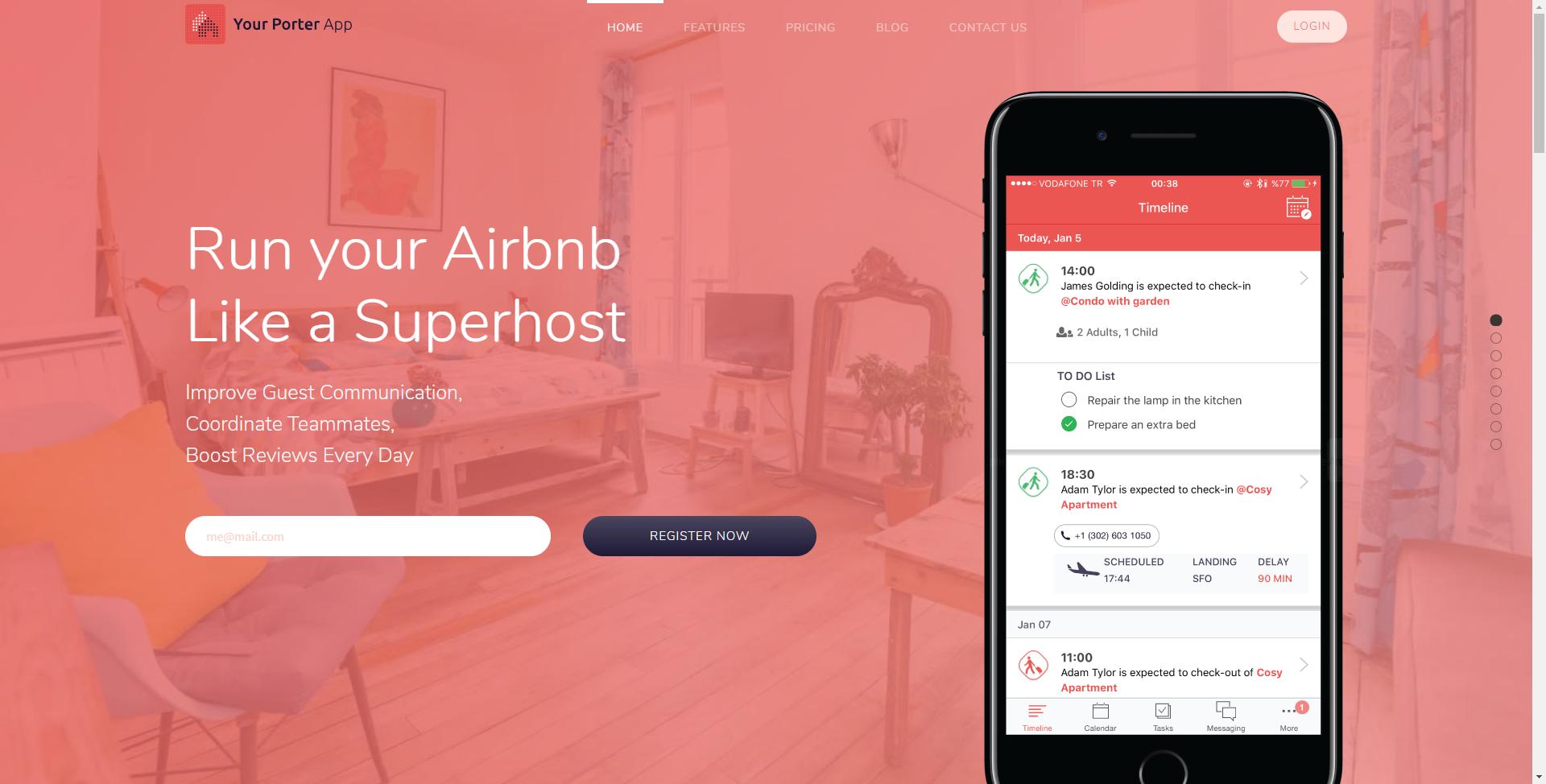 Sincronizzare Calendario Booking Con Airbnb.Come Gestire Piu Annunci Airbnb In Maniera Facile Con Yourporter